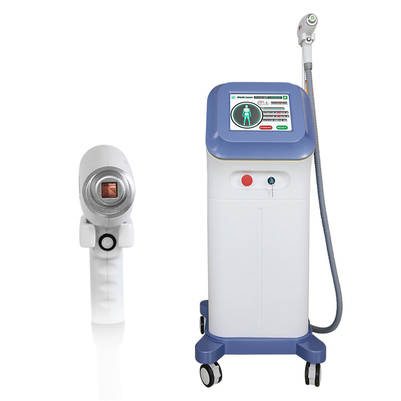 Professional Beauty Device Permanent 808 Diode Laser Hair Removal