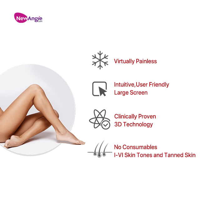 Diode Laser Hair Removal Machine Uk