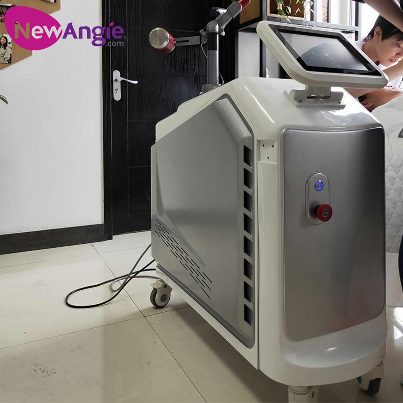 Professional Q Switch Laser Tattoo Removal Machine Price ...