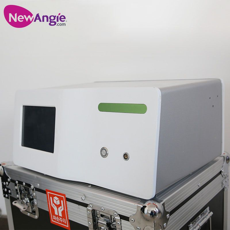 Low Intensity Shock Wave Portable Machine