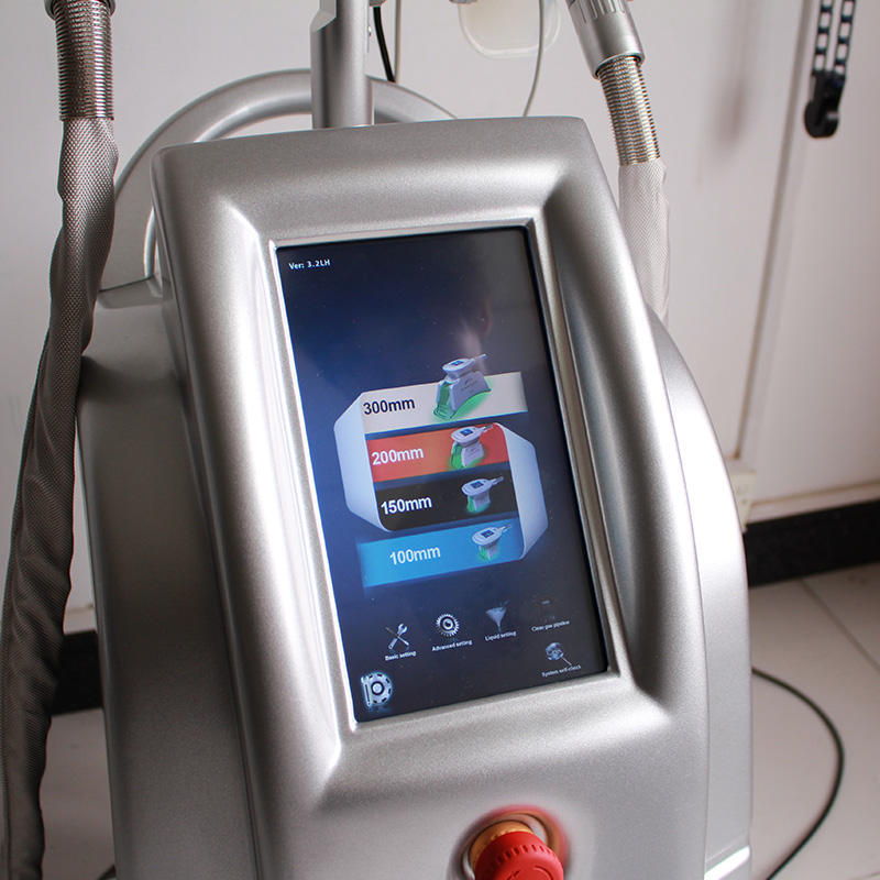 Best Cryolipolysis Machine with Four Cryo Handles