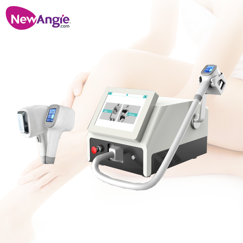 Professional Diode Laser Machine for Hair Removal