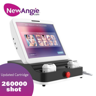 Manufacturer Newangie Muti 2 in 1 Hifu for Beauty Salon